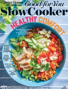 Better Homes & Gardens Special Edition – Good For You Slow Cooker (2019)