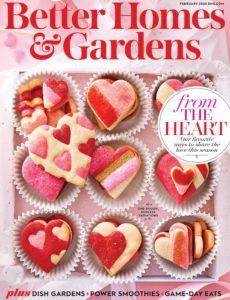 Better Homes & Gardens USA – February 2020