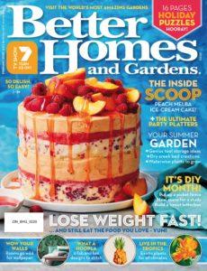 Better Homes and Gardens Australia – February 2020