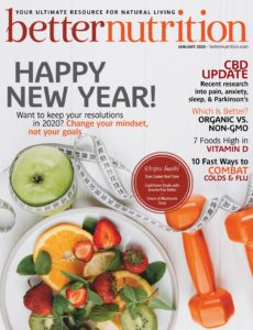 Better Nutrition – January 2020