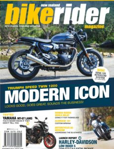 Bike Rider – Issue 186 – December 2019