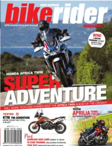 Bike Rider – Issue 187 – Summer 2019