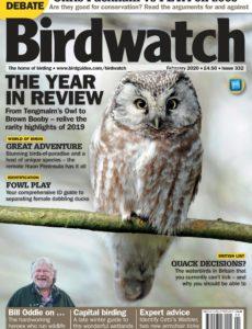 Birdwatch UK – Issue 332 – February 2020