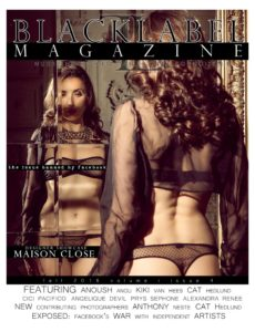 Black Label Magazine – Issue 4 – Fall 2016