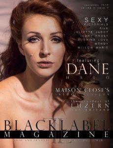 Black Label Magazine – Issue 7 – September 2017