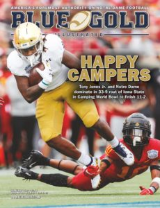 Blue and Gold Illustrated – February 2020