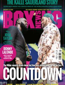 Boxing News – 16 January 2020