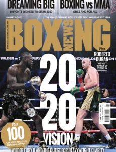 Boxing News – 9 January 2020