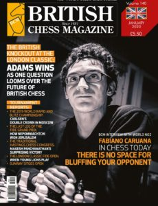 British Chess Magazine – January 2020