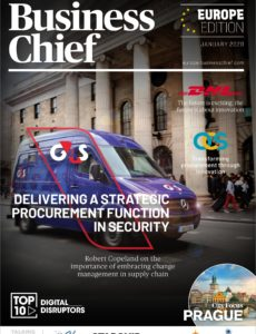 Business Chief Europe – January 2020