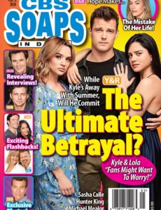CBS Soaps In Depth – February 03, 2020
