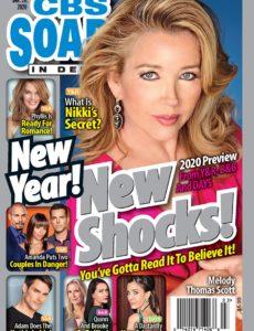 CBS Soaps In Depth – January 20, 2020
