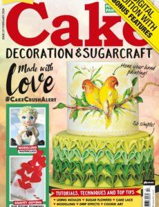 Cake Decoration & Sugarcraft – Issue 257 – February 2020
