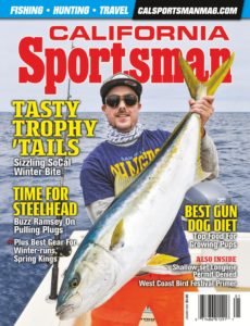 California Sportsman – January 2020