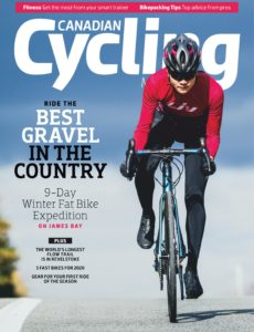 Canadian Cycling – February-March 2020