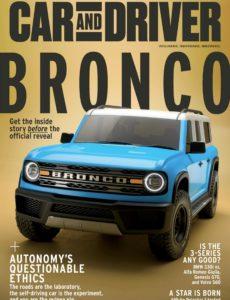 Car and Driver USA – February 2020