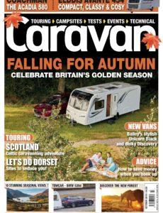 Caravan Magazine – October 2019