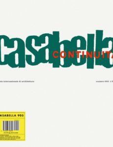 Casabella – febbraio 2020