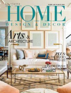 Charlotte Home Design & Decor – February-March 2020