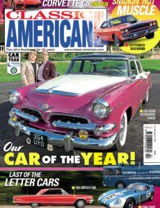 Classic American – February 2020