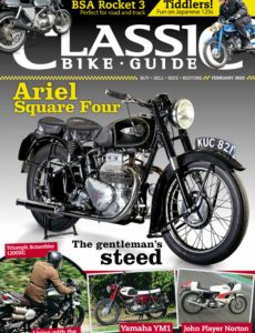 Classic Bike Guide – February 2020
