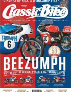 Classic Bike UK – February 2020