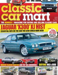 Classic Car Mart – February 2020