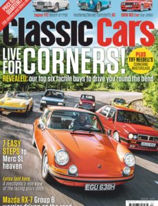 Classic Cars UK – March 2020