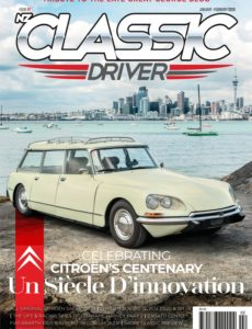 Classic Driver – January 01, 2020