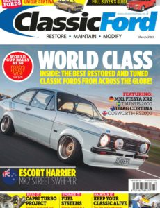 Classic Ford – Issue 287 – March 2020