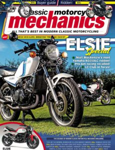 Classic Motorcycle Mechanics – Issue 388 – February 2020