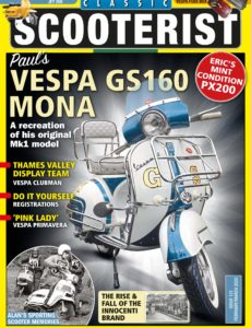 Classic Scooterist – Issue 131 – February-March 2020