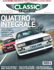 Classic & Sports Car UK – February 2020