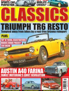 Classics Monthly – Issue 291 – March 2020