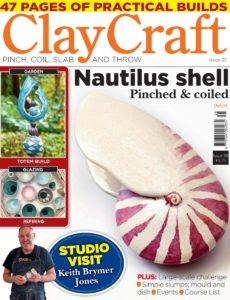 ClayCraft – Issue 35 – January 2020