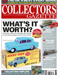 Collectors Gazette – Issue 431 – February 2020