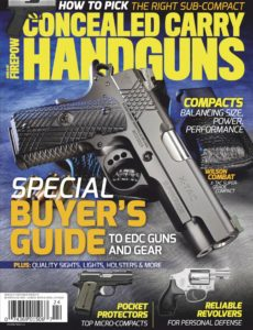 Concealed Carry Handguns – December 2019