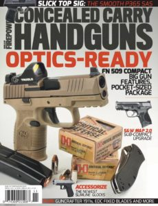 Concealed Carry Handguns – Spring 2020