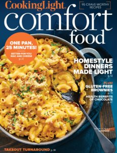 Cooking Light – Winter 2019