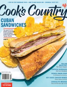 Cook's Country – February-March 2020