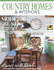 Country Homes & Interiors – February 2020