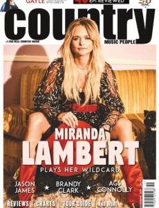 Country Music People – November 2019