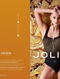 Cruise (Jolidon Collection) – Swimwear Collection Catalog 2020