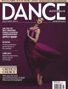 Dance Australia – February-March 2020