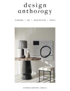 Design Anthology Australia Edition – Issue 1 2019