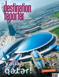 Destination Reporter India Travel – December 2019