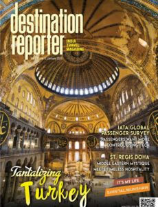 Destination Reporter India Travel – January 2020