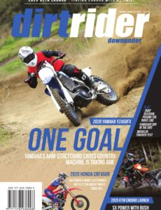 Dirt Rider Downunder – Issue 166 – December 2019 – January 2020