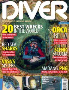 Diver UK – February 2020