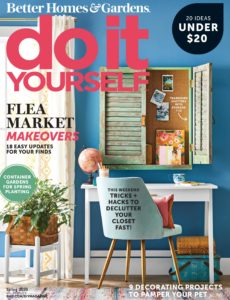 Do It Yourself – Spring 2020